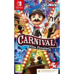 Nintendo Switch CARNIVAL