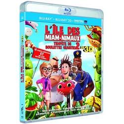 Blu Ray L'île des miam-nimaux 2 3D