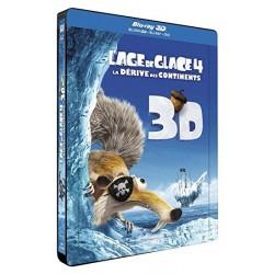 Blu Ray L'age de glace 4 3D