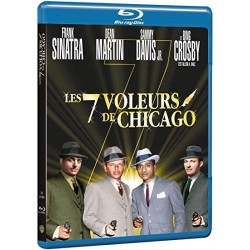 Blu Ray Les 7 voleurs de chicago