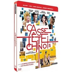 COMEDIE Casse tête chinois (steelbook)