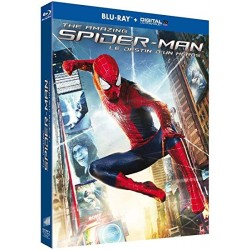 Blu Ray Spider-man the amazing le destin d'un heros