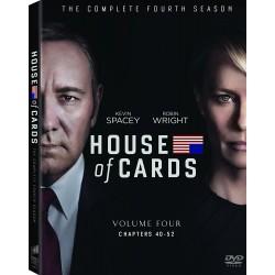 Série House of cards (saison 4)