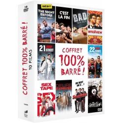 Comédie Coffret 100 % barré (10 films)