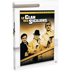 Film policier Le clan es siciliens (avec fourreau)