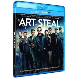 Thriller et suspense Art of steal