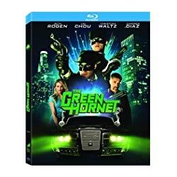 Blu Ray THE GREEN HORNET