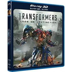 BLU-RAY 3D Transformers l'age de l'extinction 3D