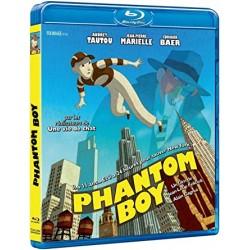 Dessin animé -jeunesse Phantom boy