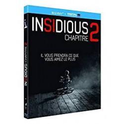 Blu Ray INSIDIOUS 2