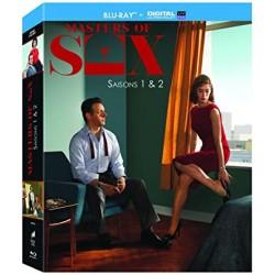 Série Masters Of Sex s1 et 2