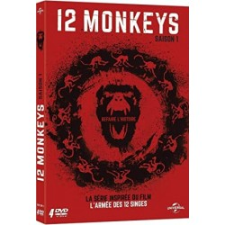 Série 12 monkeys (saison 1)
