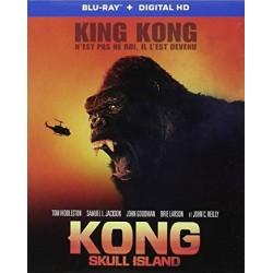 Blu Ray Kong skull island