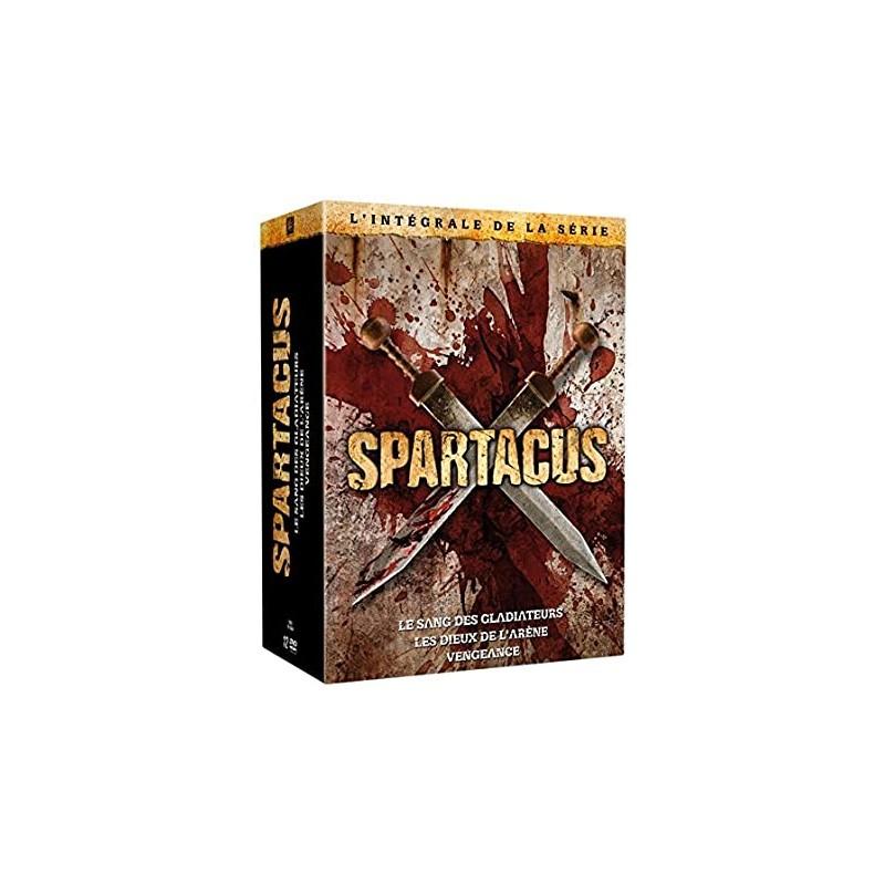 Série Spartacus (l'intégrale de la série)