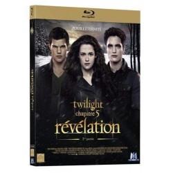 Blu Ray twilight chapitre 5 révélation partie 2