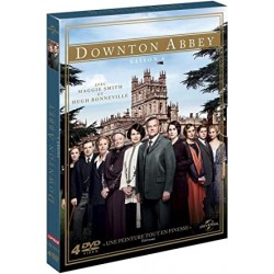 Série Downton Abbey (saison 4)