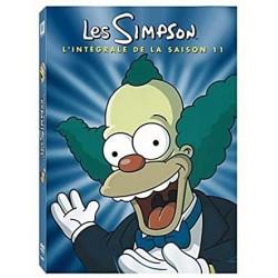 Série Les simpson (saison 11)