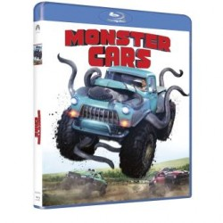 COMEDIE Monster cars