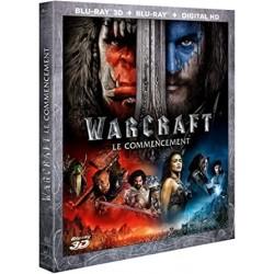 Science fiction Warcraft 3D