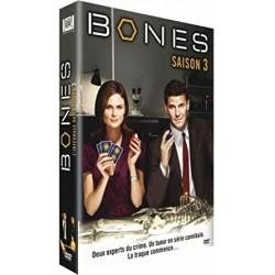 Série Bones (saison 3)