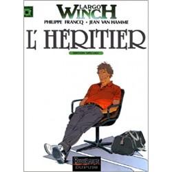Divers Largo Winch ( BD l'héritier)
