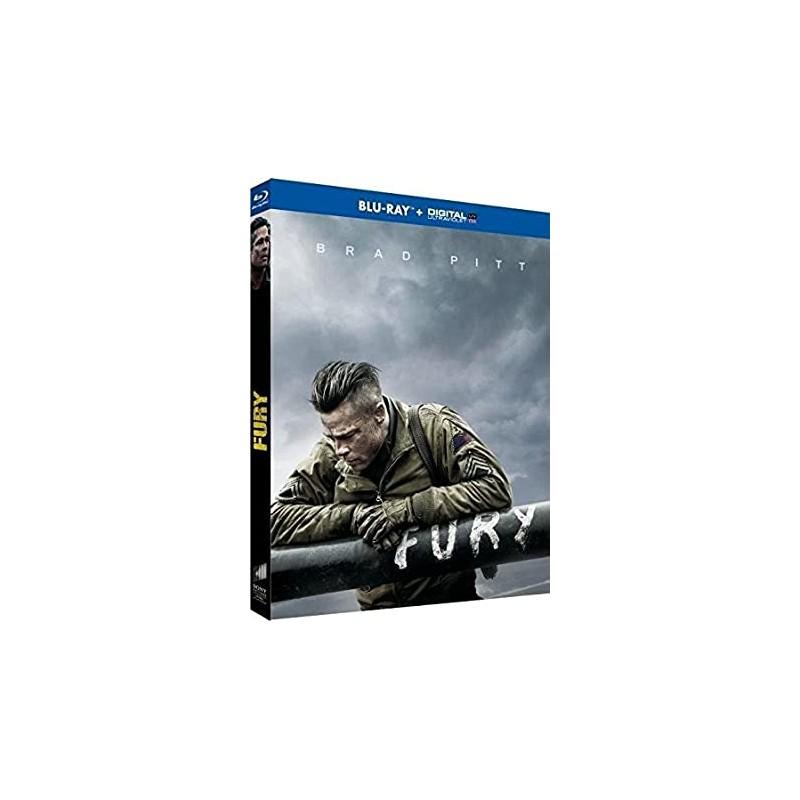 Blu Ray FURY