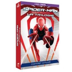 DVD TRILOGIE SPIDER-MAN
