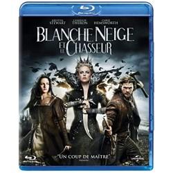 Blu Ray Blanche neige et le chasseur
