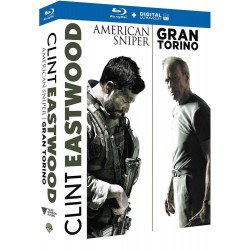 Blu Ray Coffret clint eastwood
