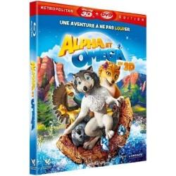 Blu Ray ALPHA ET OMEGA 3D