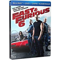 Blu Ray fast and furious 6