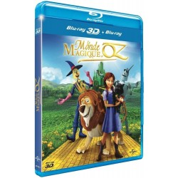 Animation Le monde magique d'Oz 3D