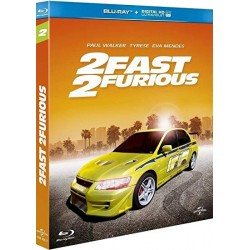 Blu Ray FAST AND FURIOUS 2