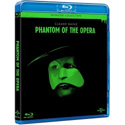 DRAME Le fantôme de l'opéra