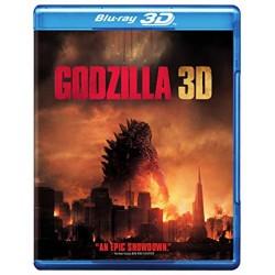 Blu Ray godzilla 3D