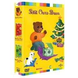 Dessins animés Petit ours brun (coffret)