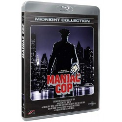 Blu Ray Maniac cop