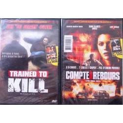 Pro Compte à rebours et Training to kill (lot de 20)