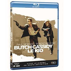 Blu Ray Butch cassidy et le kid