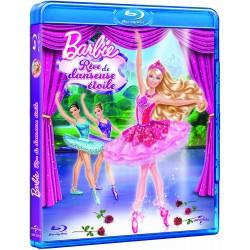 Dessin animé -jeunesse Barbie rêve de danseuse étoile