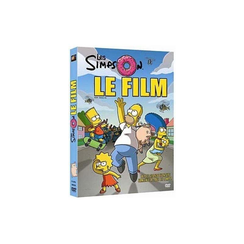 jEUNESSE Les simpson (le film)