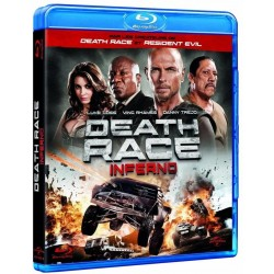 Action death race inferno