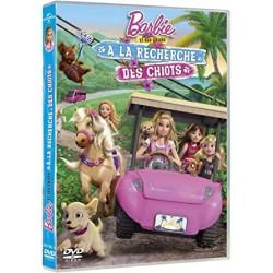 jEUNESSE Barbie à la recherche des chiots