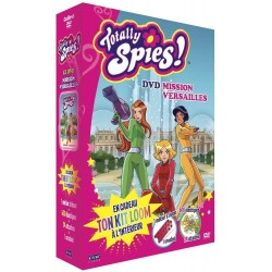 Totally Spies (DVD + toy)