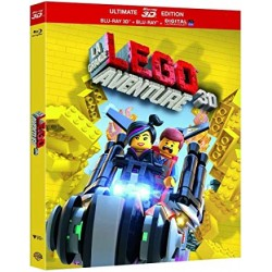 Blu Ray la grande aventure légo 3D