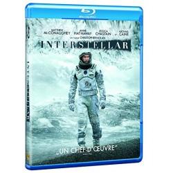 Blu Ray interstellar