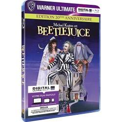 Blu Ray beetlejuice