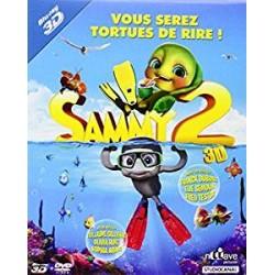 Blu Ray Sammy 2 3D