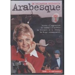 Arabesque DVD 1 (4 épisodes)