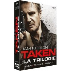 ACTION Taken 3 (trilogie)